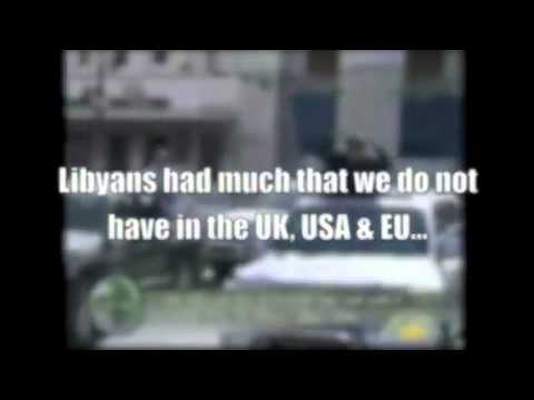 Libya (REASON FOR THE WAR) DnB Soundtrack