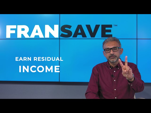 Franchise Broker Opportunity with Residual Income