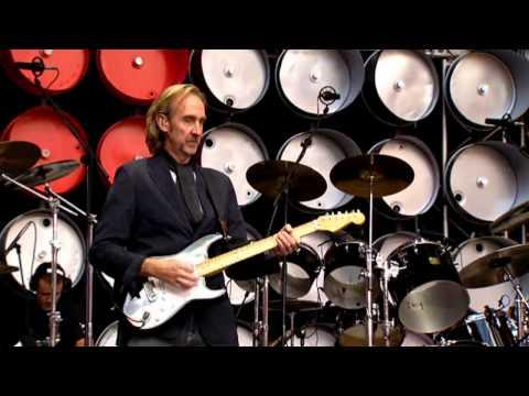 Genesis - Behind The Lines - Turn It On Again - ( Live Earth, Wembley 2007 ) HD 720