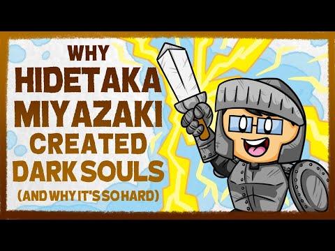 Dark Souls: The Story of Hidetaka Miyazaki