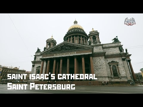 "Saint Isaac's Cathedral. Saint Petersburg. ""Real Russia"" ep.132 (4K)"