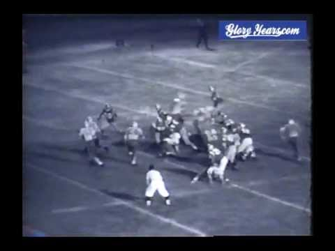 Roger Staubach Purcell  29 central 14 1959