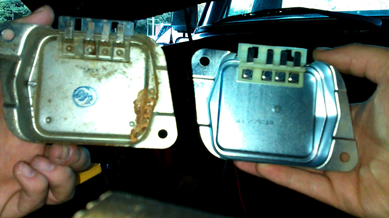 hight resolution of how to replace a voltage regulator on 1978 ford f100