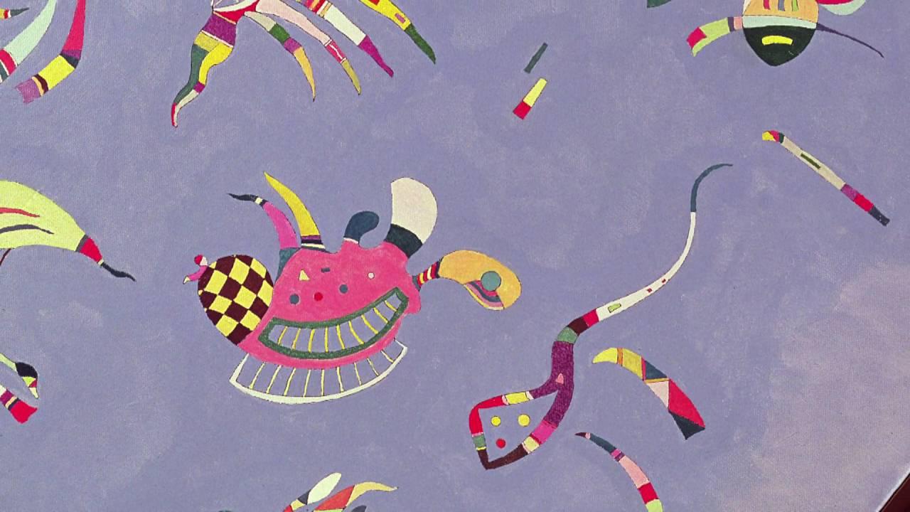 Diatomées et Kandinsky - YouTube