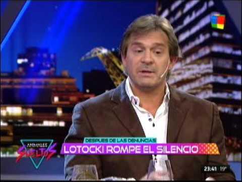 Aníbal Lotocki mano a mano con Alejandro Fantino: Se me trató injustamente
