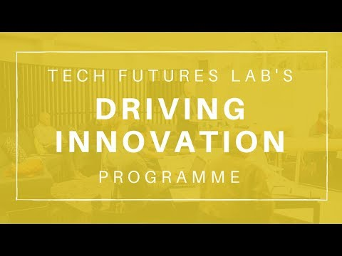 Welcome to Tech Futures Lab's Driving Innovation Programme