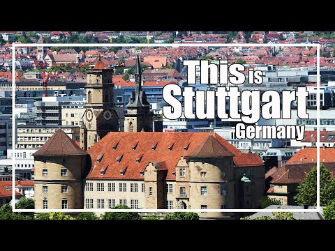 This is Stuttgart City Germany, State of Baden Wurttemberg. General tourism information