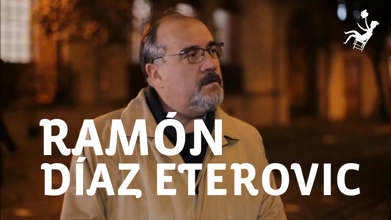 """Ramón Díaz Eterovic: """"El autor que me hizo mirar el género ..."""