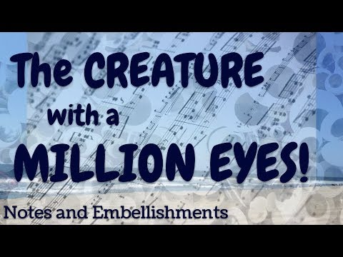 Musical Awareness - The Creature with a Million Eyes