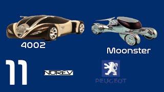 Peugeot Moonster Concept Videos