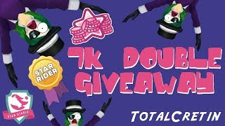 7K DOUBLE GIVEAWAY - STAR STABLE ONLINE