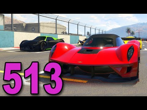 Grand Theft Auto 5 Multiplayer - Part 513 - NEW BEST SUPERCAR! ($1.5 MILLION)