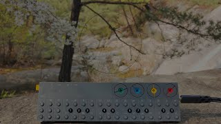 OP-Z Spring Ambient Techno-ish…