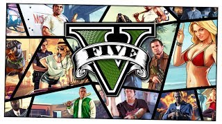 GTA V Funny Moments | Laymer