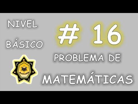 nivel-bÁsico-#-16-problema-matemÁtico-resuelto.-test-psicotécnico