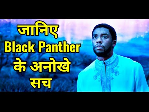 Black Panther Movie Explained In Hindi | Black Panther Easter Eggs & Post Credit Scenes Explained