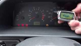 Автозапуск 2114 с обычной сигналкой
