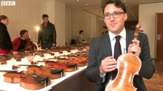 DSSE4 STRADIVARIUS AUCTION