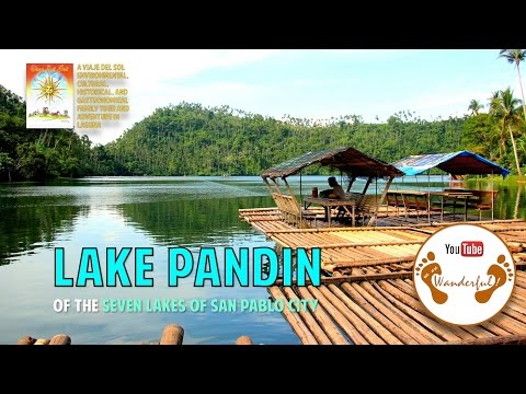 Wanderful: Picnic on a raft at Lake Pandin | San Pablo City, Laguna | Philippines