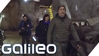 Die geheimnisvollen Unterwelten von Neapel | Galileo | ProSieben