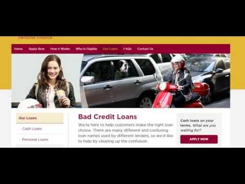 Bad Credit Payday Loans information from YouTube · High Definition · Duration:  1 minutes 40 seconds  · 2,000+ views · uploaded on 7/11/2012 · uploaded by Johnny G