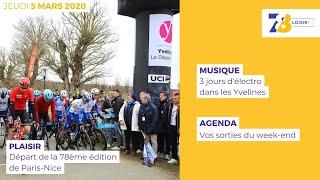 7/8 Loisirs. Emission du jeudi 5 mars 2020