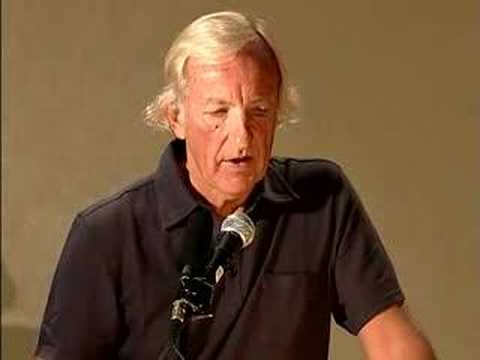 Journalist author filmmaker JOHN PILGER defends Al Jazeera
