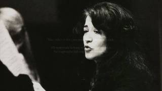 Chopin - Raindrop Prelude (Argerich)