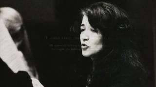 Chopin - Raindrop Prelude (Argerich)
