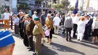 9 Мая 2015г День Победы Ашдод Израиль(Здорово что есть люди для которых все это важно., 2015-05-08T20:38:03.000Z)
