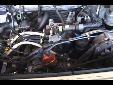 1991 Volkswagen Vanagon - engine swap: part 22 - new engine first start