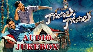 Gopala Gopala Jukebox | Full Audio Songs | Pawan Kalyan, Daggubati Venkatesh, Sh …