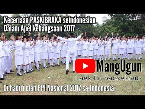 Keceriayaan Purna Paskibraka Indonesia 2017 seindonesia Mp3