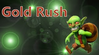 Gold Rush - Clash of Clans Single Player Campaign Walkthrough - Level 8 Tutorial