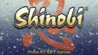 MegaDrive - Cyber Shinobi (1997)