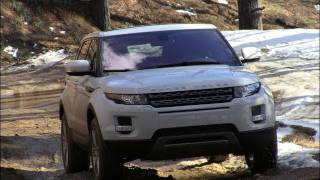2012 Range Rover Evoque Colorado Mountain off-road review