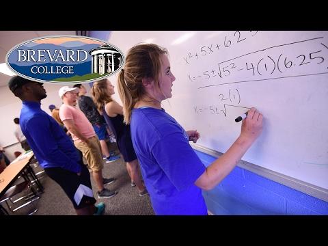 Brevard College Math