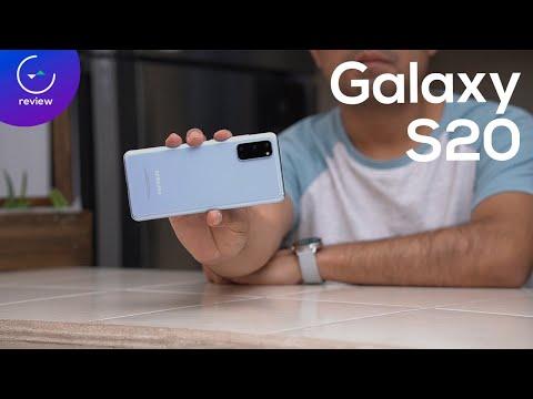 Samsung Galaxy S20   Review español
