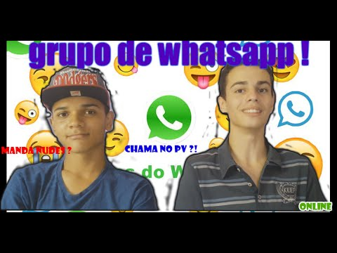 GRUPO DE WHATSAPP!