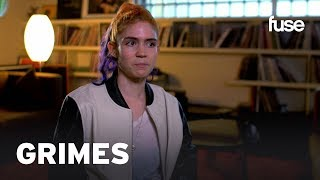 Grimes Says REALiTi Wasn't Supposed To Be A Music Video   Fuse