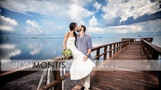 Zac & Jill - Crystal Beach, FL - Saddlebrook Resort Wedding