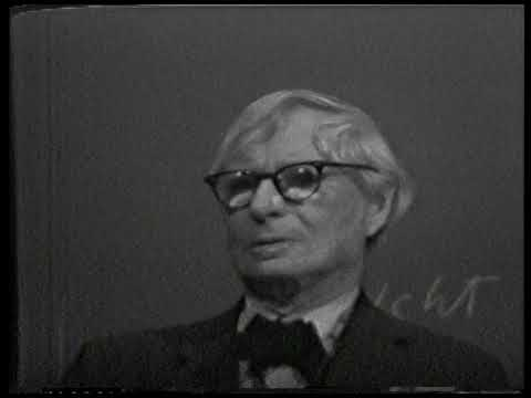 Louis I. Kahn (June 6, 1972)
