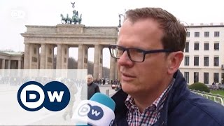 Отказ от траурной иллюминации  жители Берлина не понимают решения властей