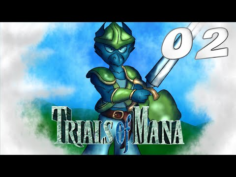 Trials of Mana #02 🎮  Angek...