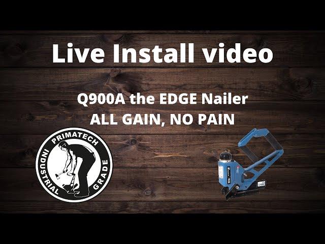 Primatech the EDGE Q900A, All gain, no pain