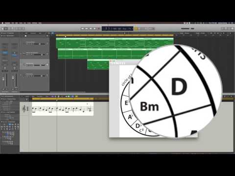 Tech Demo for Music Theory Series