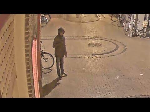 Groningen: Schot gelost bij beroving