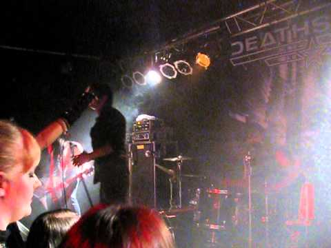 Deathstars - Fire Galore - Live @ Underground, Cologne 2014