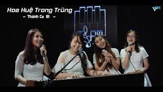 VHOPE | Hoa Huệ Trong Trũng - Trà My, Yến Trang, Tiểu Linh & Thanh Trúc | CHẠM - Live Acoustic