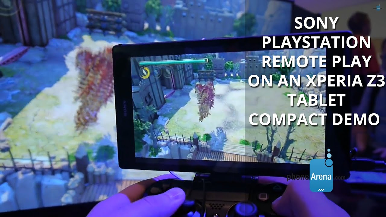 XDA developer reportedly brings Xperia Z3's cool Remote Play feature